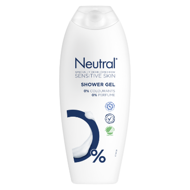 Neutral Shower 0% 250 ML