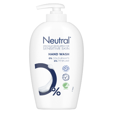 Neutral Flytande tvål 0% 250 ML